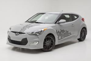 Hyundai Veloster RE-MIX Edition 2012 года