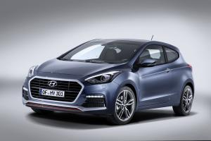 2015 Hyundai i30 3-Door Turbo