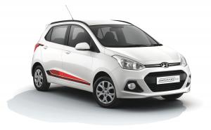2016 Hyundai Grand i10 20th Anniversary