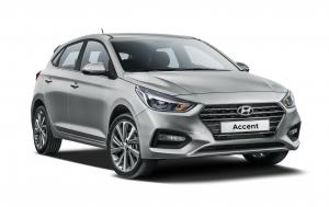 2017 Hyundai Accent 5-Door