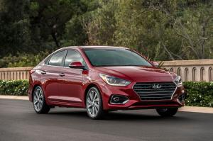 2017 Hyundai Accent Limited