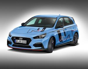 2017 Hyundai i30 N with N-Thusiast Parts