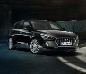 Hyundai i30 Sport Accessories 2017 года
