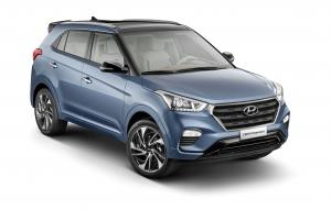 Hyundai Creta Diamond 2018 года (LA)