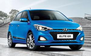 2018 Hyundai Elite i20 (IN)