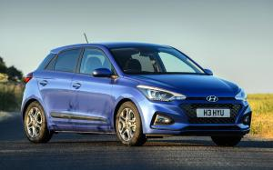 2018 Hyundai i20 (UK)