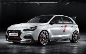 "Hyundai i30 N ""N Option"" Show Car 2018 года"
