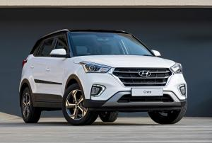 2019 Hyundai Creta Limited Edition