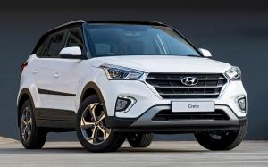 Hyundai Creta Limited Edition 2019 года (ZA)