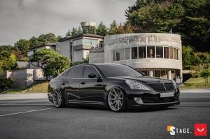 2019 Hyundai Equus by Stage on Vossen Wheels (HF-3)