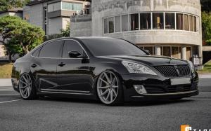 Hyundai Equus by Stage on Vossen Wheels (HF-3) 2019 года