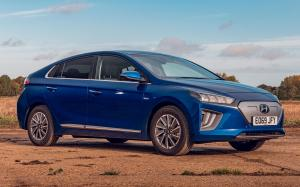 Hyundai IONIQ electric (AE) (UK) '2019