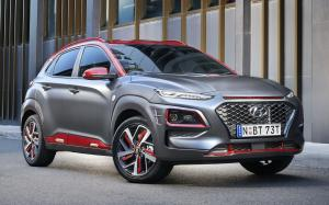 Hyundai Kona Iron Man Edition (OS) (AU) '2019