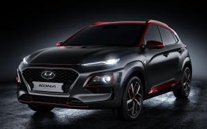 Hyundai Kona Iron Man Edition 2019 года