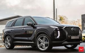 Hyundai Palisade on Vossen Wheels (HF-1) 2019 года