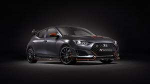 2019 Hyundai Veloster N Performance Concept