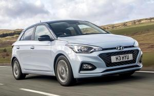 2019 Hyundai i20 Play (UK)