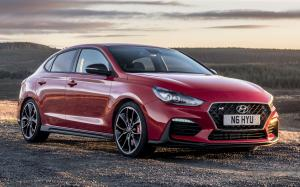 2019 Hyundai i30 Fastback N (UK)