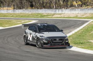 2019 Hyundai i30 Fastback N World Time Attack Challenge