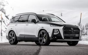 Hyundai Santa Fe Urban Edition by Carlex Design