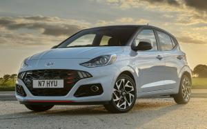 Hyundai i10 N Line (UK) '2020