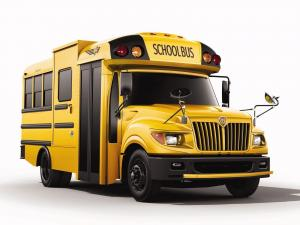 IC Bus AE School Bus