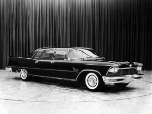 1957 Imperial Crown Limousine
