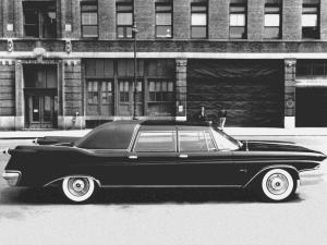 Imperial Crown Limousine 1960 года