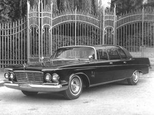 Imperial Crown Limousine 1963 года