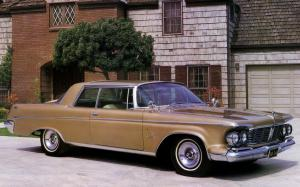 Imperial Crown Southampton Hardtop Coupe 1963 года