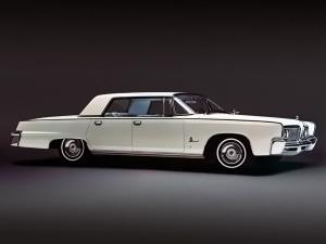 Imperial Crown Hardtop Sedan 1964 года