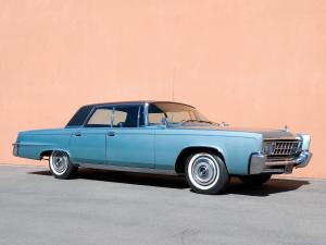 1966 Imperial Crown Hardtop Sedan