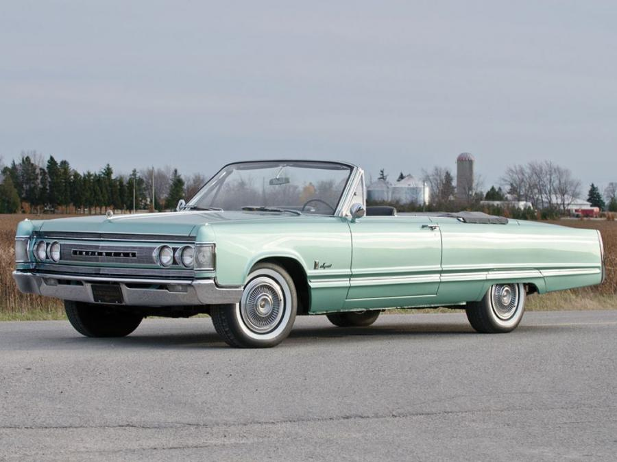 Imperial Crown Convertible (CY1-M) '1967
