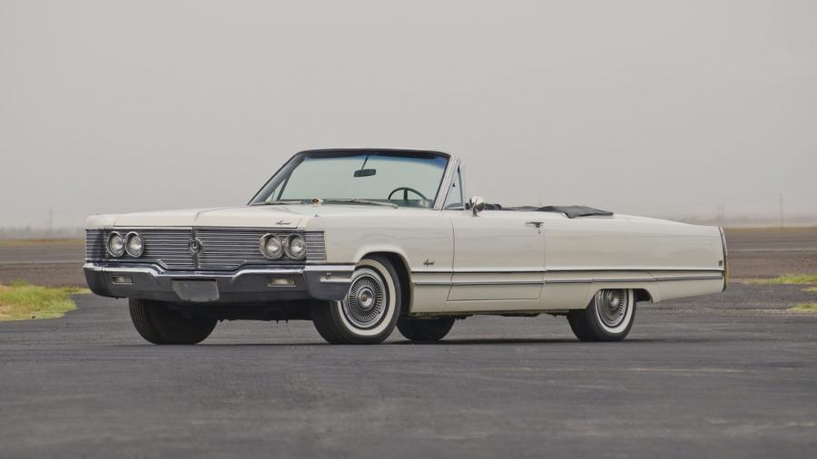 Imperial Crown Convertible (DY1-M) '1968