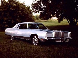 Imperial LeBaron Crown Coupe (5Y-M) '1975
