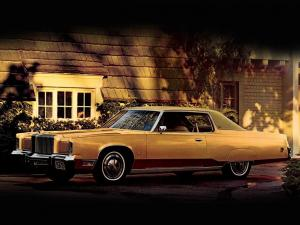 1975 Imperial LeBaron Hardtop Coupe