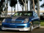 Infiniti G35 Supercharged by Stillen 2005 года
