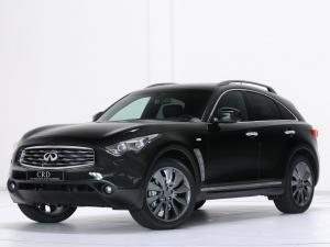 2009 Infiniti FX50 S Concept by CRD