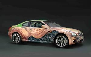 Infiniti G37 Anniversary Art Project Vehicle 2009 года