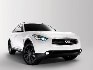 2010 Infiniti FX50 S Limited Edition