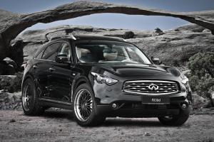 Infiniti FX30d S by AHG Sports 2011 года