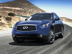 2011 Infiniti FX35 Limited Edition