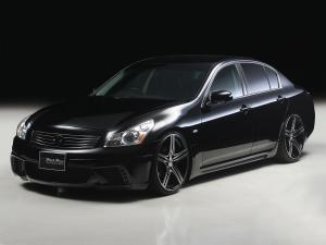 Infiniti G37 Black Bison Edition by Wald 2011 года