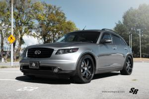 Infiniti FX35 by SR Auto Group '2012