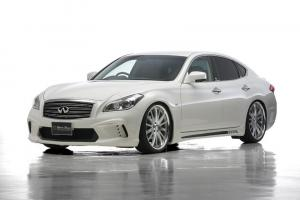 2012 Infiniti M Black Bison by Wald