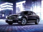 Infiniti M35h Business Edition 2012 года