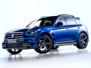 Infiniti FX by Larte Design '2013