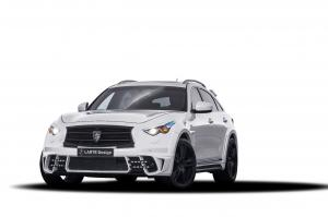 2014 Infiniti QX70 by Larte Design