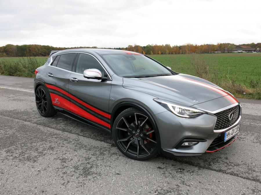 Infiniti Q30  2.2d AWD by Larte Design '2016