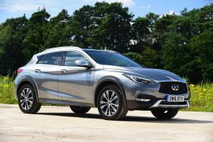 Infiniti QX30 2.2d AWD (UK) '2016